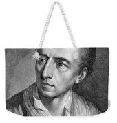 Johann Joachim Winckelmann (1717-1768) Weekender Tote Bag
