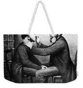 Johann Nepomuk Czermak (1828-1873) Weekender Tote Bag