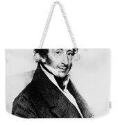 Johann Von Malfatti Weekender Tote Bag