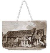 John Bunyans Meeting House, Early 19th Weekender Tote Bag