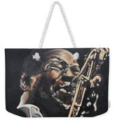 John Coltrane Weekender Tote Bag