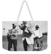 John D. Rockefeller Golfing Weekender Tote Bag