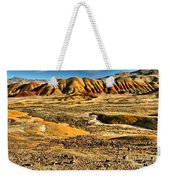 John Day Oregon Landscape Weekender Tote Bag