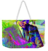John Fitzgerald Kennedy Jfk In Abstract 20130610v2 Weekender Tote Bag