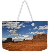 John Ford Point - Monument Valley  Weekender Tote Bag