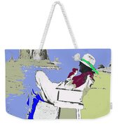 John Ford The Searchers Set Monument Valley Arizona 1955-2013 Weekender Tote Bag