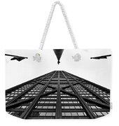 John Hancock Building Weekender Tote Bag