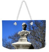 John Howard Payne -- Home Sweet Home Weekender Tote Bag