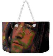 John Lennon 2 Weekender Tote Bag