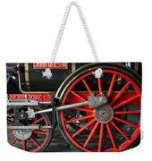 John Molson Steam Train Locomotive Weekender Tote Bag