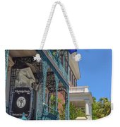 John Rutledge House Weekender Tote Bag