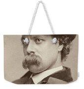 John Sidney Woollett (1845-1917) Weekender Tote Bag