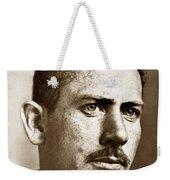 John Steinbeck American Author Circa 1938 Weekender Tote Bag