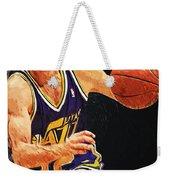 John Stockton Weekender Tote Bag