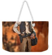 John Wayne The Cowboy Weekender Tote Bag