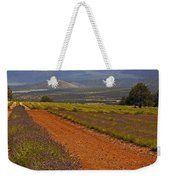 Johnny And The Mountain Weekender Tote Bag
