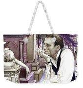 Johnny Cash-hurt Weekender Tote Bag