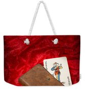 Joker Weekender Tote Bag by Amanda Elwell