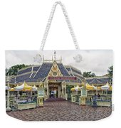 Jolly Holiday Cafe Main Street Disneyland 01 Weekender Tote Bag