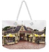Jolly Holiday Cafe Main Street Disneyland 02 Weekender Tote Bag