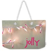 Jolly Weekender Tote Bag