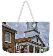 Jonesboro Methodist Church Weekender Tote Bag