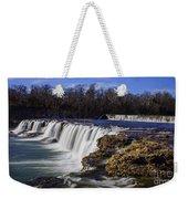 Joplin Grand Falls Overview Weekender Tote Bag