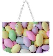 Jordan Almonds - Weddings - Candy Shop - Square Weekender Tote Bag