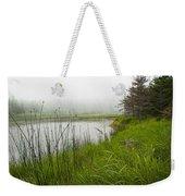 Jordan Pond In Acadia National Park Weekender Tote Bag