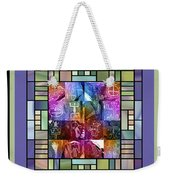 Jornada Mogollon Kaleidoscope Weekender Tote Bag