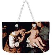 Jos De Ribera Weekender Tote Bag