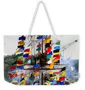 Jose Gasparilla Ship Work A Weekender Tote Bag