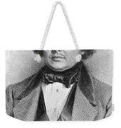 Joseph Skoda (1805-1881) Weekender Tote Bag