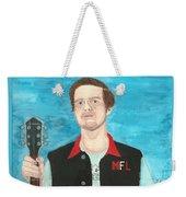 Josh Aldridge Weekender Tote Bag