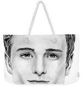 Josh Hutcherson Weekender Tote Bag