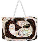 What Did You Just Say? Weekender Tote Bag
