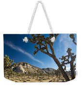 Joshua Tree Afternoon Weekender Tote Bag