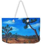 Joshua Tree Desert Weekender Tote Bag