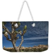 Joshua Tree In Joshua Tree National Park No. 279 Weekender Tote Bag