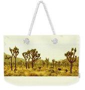 Joshua Tree National Park Weekender Tote Bag