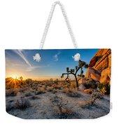 Joshua's Sunset Weekender Tote Bag