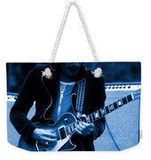 Journey #9 In Blue Weekender Tote Bag