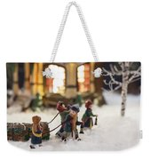 Journey Home Weekender Tote Bag by Caitlyn  Grasso