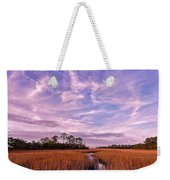 Journey To The Center Of The Universe Weekender Tote Bag