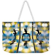Joy Of Movement Weekender Tote Bag