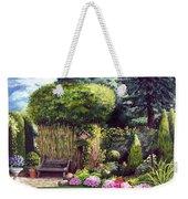 Joy's Garden Weekender Tote Bag