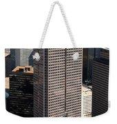 Jp Morgan Chase Tower Dallas Weekender Tote Bag