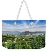 Judean Foothills Landscape Weekender Tote Bag