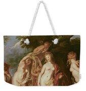 Judgement Of Paris Weekender Tote Bag