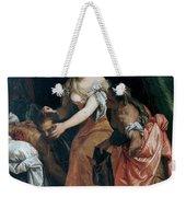 Judith And Holofernes Weekender Tote Bag